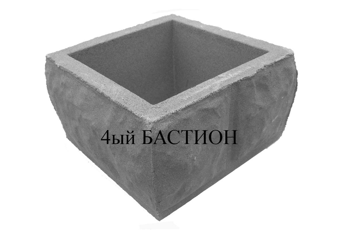 Заборные блоки рваный камень колотые - bordur-beton ru